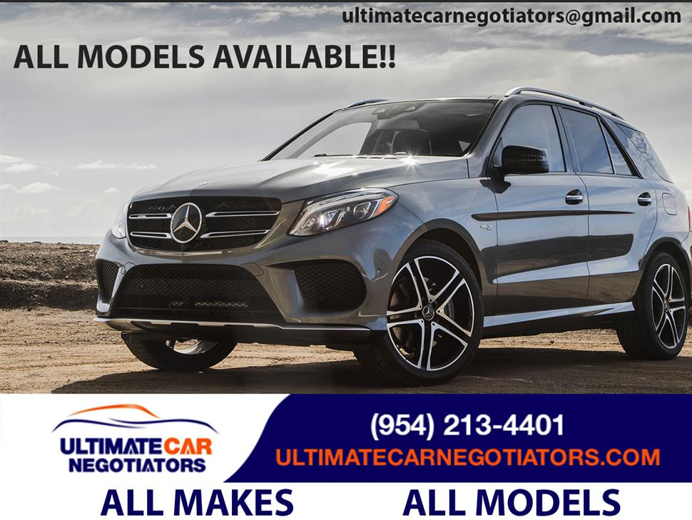 2019 Mercedes Benz Gle Class Lease In Fort Lauderdale Fl
