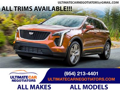 2019 Cadillac XT4 lease in Fort Lauderdale,FL - Swapalease.com