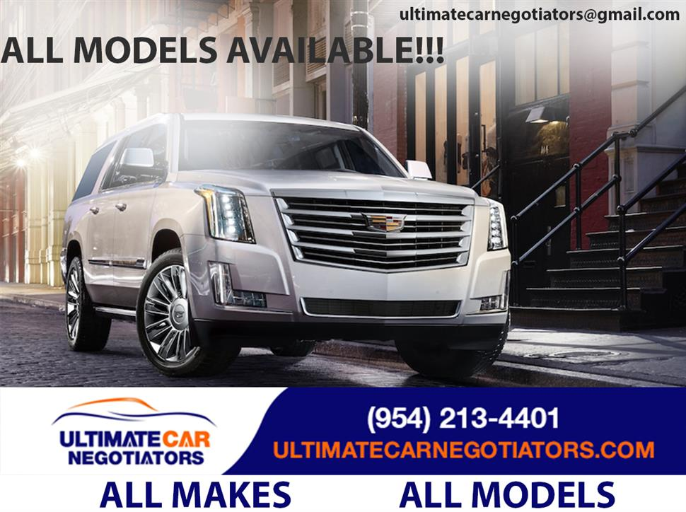 2019 Cadillac Escalade Lease In Fort Lauderdale Fl
