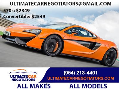 2018 McLaren 570s lease in Fort Lauderdale,FL - Swapalease.com
