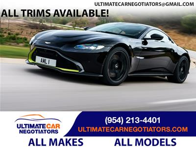 2019 Aston Martin Vantage lease in Fort Lauderdale,FL - Swapalease.com