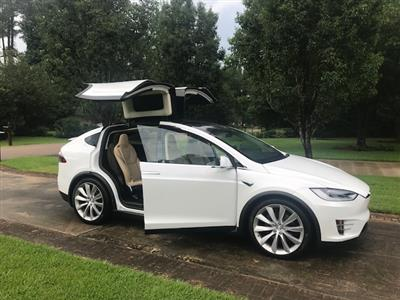 2017 Tesla Model X lease in Mandeville,LA - Swapalease.com
