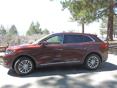 2016 Lincoln MKX lease in Zephyr Cove,NV - Swapalease.com