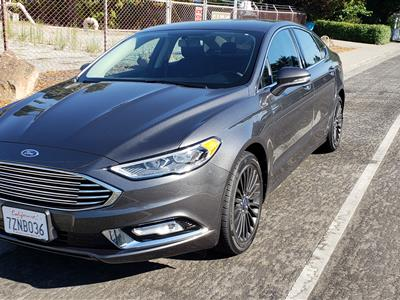 2017 Ford Fusion lease in Santa Clara,CA - Swapalease.com