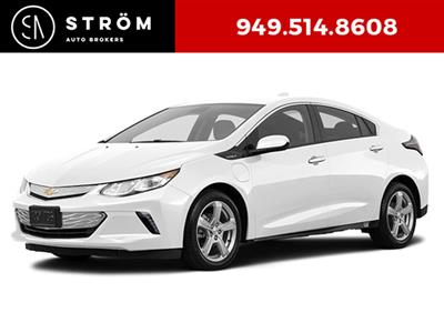 2018 Chevrolet Volt lease in Corona del Mar,CA - Swapalease.com