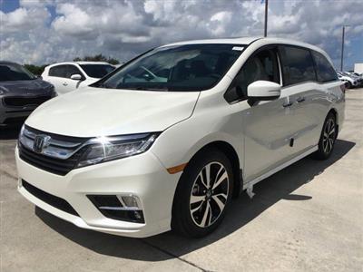 Elegant 2018 Honda Odyssey