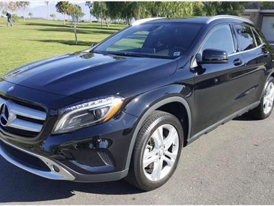 2016 Mercedes-Benz GLA-Class lease in San Diego,CA - Swapalease.com