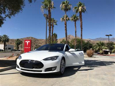 2015 Tesla Model S lease in LA QUINTA,CA - Swapalease.com
