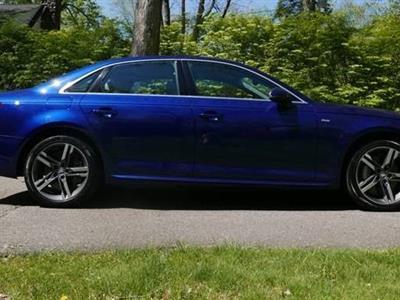 2017 Audi A4 lease in Mountain Lakes,NJ - Swapalease.com