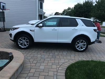 2017 Land Rover Discovery Sport lease in Bethpage,NY - Swapalease.com