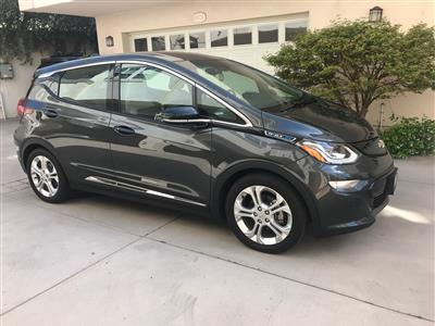 2017 Chevrolet Bolt EV lease in Torrance,CA - Swapalease.com