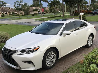 2017 Lexus ES 350 lease in Lake Worth,FL - Swapalease.com