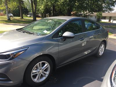 2018 Chevrolet Cruze lease in Rochester,NY - Swapalease.com