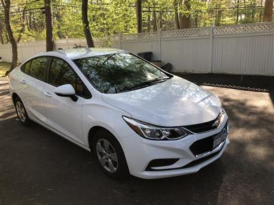 2018 Chevrolet Cruze lease in EAST ISLIP,NY - Swapalease.com