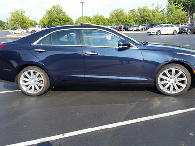 2018 Cadillac ATS lease in Northville,MI - Swapalease.com