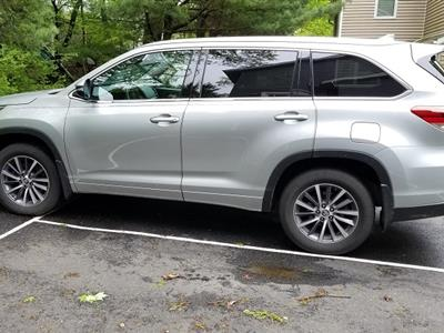 2017 Toyota Highlander lease in Andover,NJ - Swapalease.com