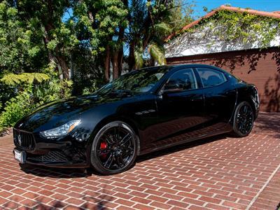 2017 Maserati Ghibli lease in Los Angeles,CA - Swapalease.com