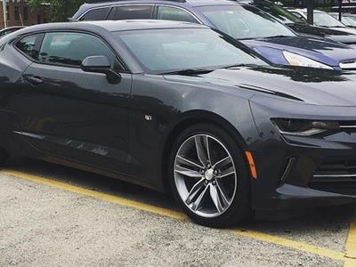 2018 Chevrolet Camaro lease in Northfield ,IL - Swapalease.com