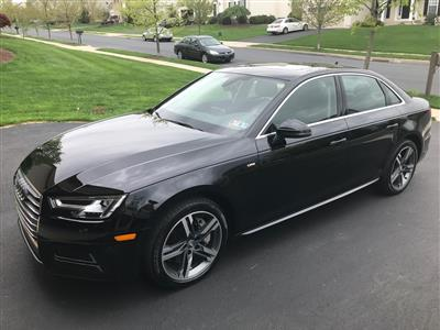 2017 Audi A4 lease in macungie,PA - Swapalease.com