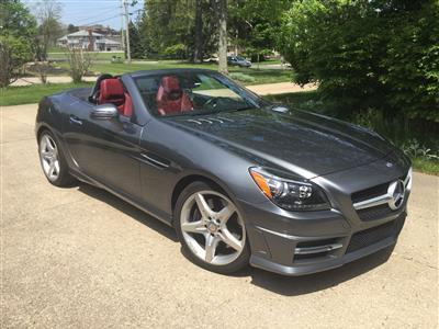 2016 Mercedes-Benz SLK-Class lease in Beachwood,OH - Swapalease.com