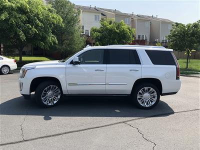 2016 Cadillac Escalade lease in Leesburg,VA - Swapalease.com