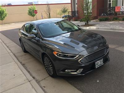 2017 Ford Fusion lease in Denver,CO - Swapalease.com