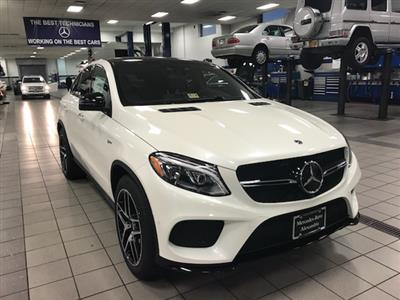 2018 Mercedes-Benz GLE-Class Coupe lease in Middletown,NY - Swapalease.com