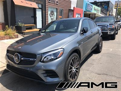2018 Mercedes-Benz GLC-Class Coupe lease in Los Angeles,CA - Swapalease.com