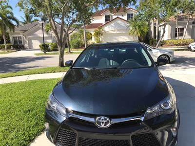 2017 Toyota Camry lease in weston,FL - Swapalease.com
