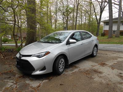2017 Toyota Corolla lease in Kent,OH - Swapalease.com