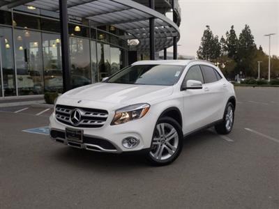 2019 Mercedes-Benz GLA SUV lease in Pleasanton,CA - Swapalease.com