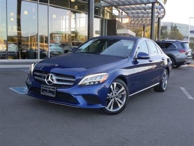 2019 Mercedes-Benz C-Class lease in Pleasanton,CA - Swapalease.com