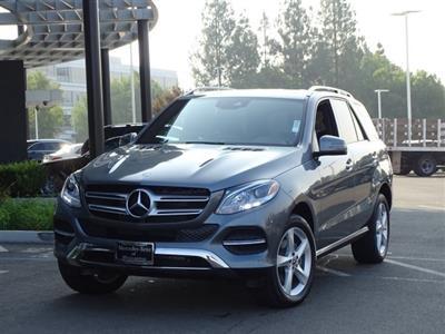 2018 Mercedes-Benz GLE-Class lease in Pleasanton,CA - Swapalease.com