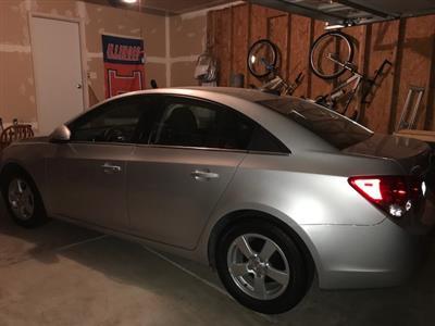 2016 Chevrolet Cruze lease in Volo,IL - Swapalease.com