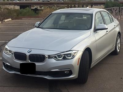 2016 BMW 3 Series lease in Peoria,AZ - Swapalease.com