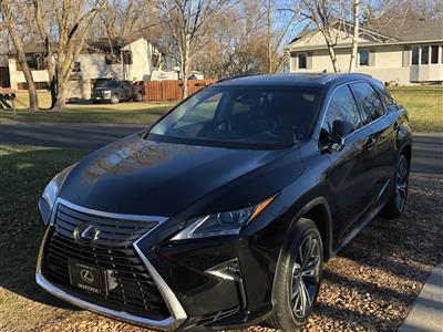 2017 Lexus RX 350 lease in Maple Grove,MN - Swapalease.com