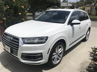 2017 Audi Q7 lease in Downey,CA - Swapalease.com