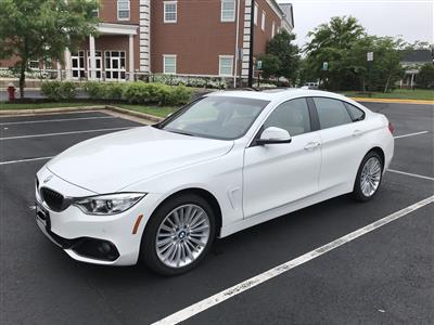 2016 BMW 4 Series lease in Chantilly,VA - Swapalease.com
