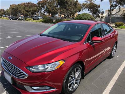 2017 Ford Fusion lease in Oxnard,CA - Swapalease.com