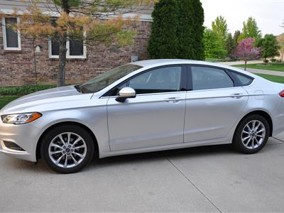 2017 Ford Fusion lease in South Lyon,MI - Swapalease.com
