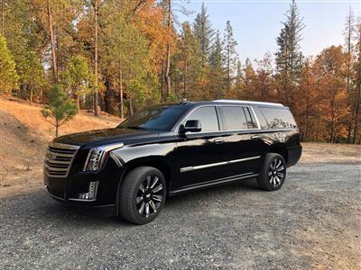 2018 Cadillac Escalade ESV lease in Las Vegas,NV - Swapalease.com