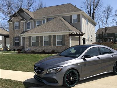 2017 Mercedes-Benz CLA Coupe lease in McCordsville,IN - Swapalease.com