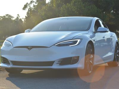 2017 Tesla Model S lease in San Jose,CA - Swapalease.com