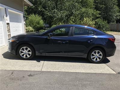 2017 Mazda MAZDA3 lease in STANWOOD,WA - Swapalease.com