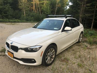 2016 BMW 3 Series lease in Bar Harbor,ME - Swapalease.com