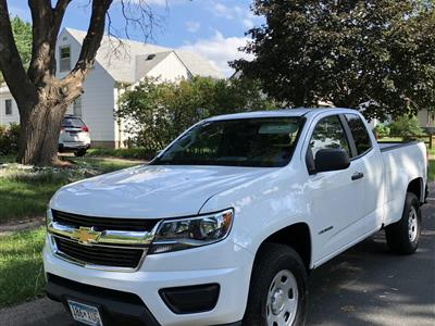 2017 Chevrolet Colorado lease in Columbia Heights,MN - Swapalease.com