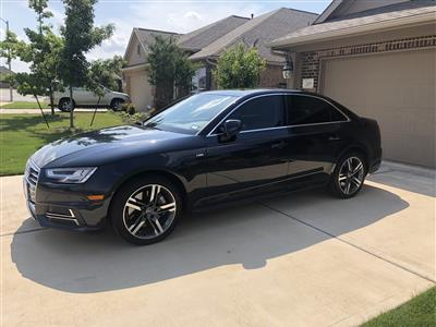 2018 Audi A4 lease in Georgetown,TX - Swapalease.com