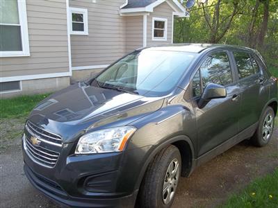 2016 Chevrolet Trax lease in Dexter,MI - Swapalease.com