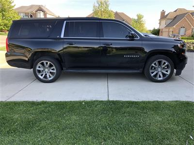 2017 Chevrolet Suburban lease in South Lyon,MI - Swapalease.com