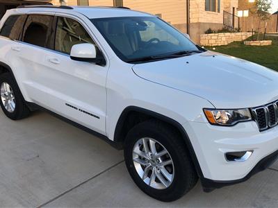 2017 Jeep Grand Cherokee lease in Austin,TX - Swapalease.com